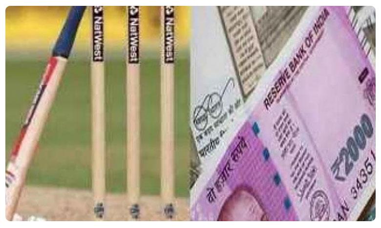 'Cricket betting racket' busted in Vijayawada, విజయవాడలో క్రికెట్ బెట్టింగ్ గ్యాంగ్ పాగా, ఆటకట్టించిన పోలీసులు