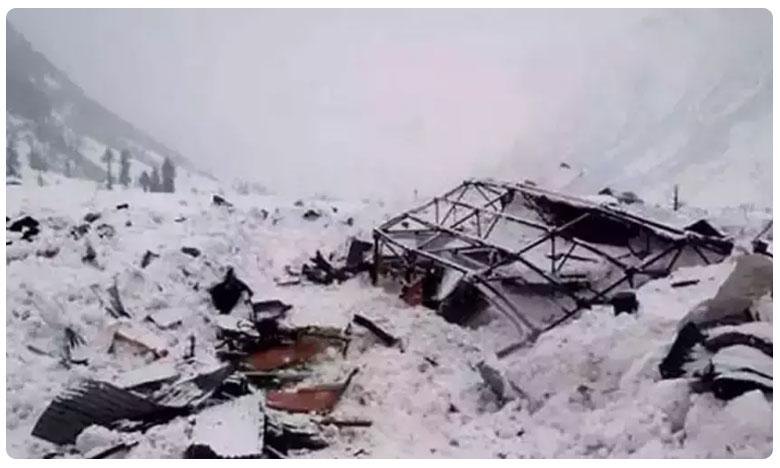 Army Trapped Under Snow In Siachen, సియాచిన్లో విరిగిపడ్డ మంచు చరియలు.. ఆరుగురు మృతి!