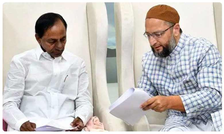 Muslims urge KCR to stop NPR, ప్రగతిభవన్లో సీఎం కేసీఆర్తో ముస్లిం నేతల భేటీ