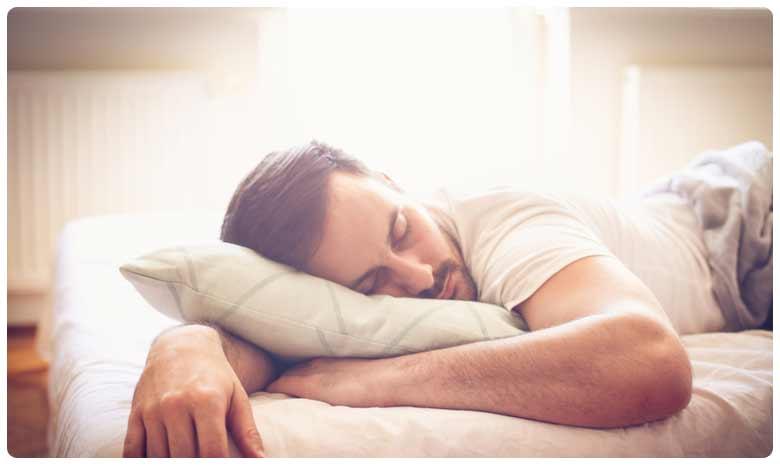 Tight sleep can prevent corona virus and cure the disease, మొద్దు నిద్రే కరోనాకు చెక్ అట..