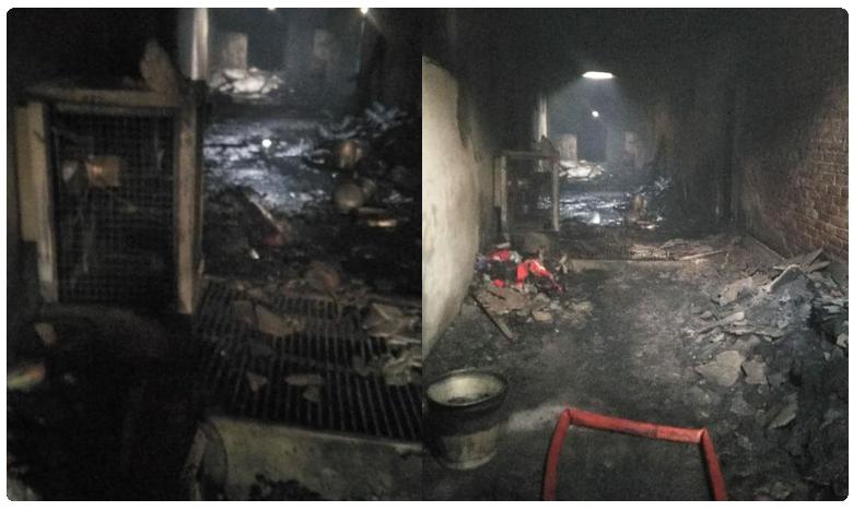 Major Fire Accident, ఫ్లాష్ న్యూస్: ఢిల్లీలో ఘోర అగ్నిప్రమాదం.. 44 మంది మృతి