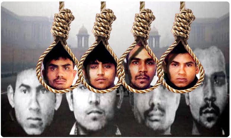 nirbhaya convicts silent on last wishes ahead of feb.1 hanging, నిర్భయ దోషుల మౌనం.. లీగల్ ప్రాసెస్ జాప్యానికేనా ?