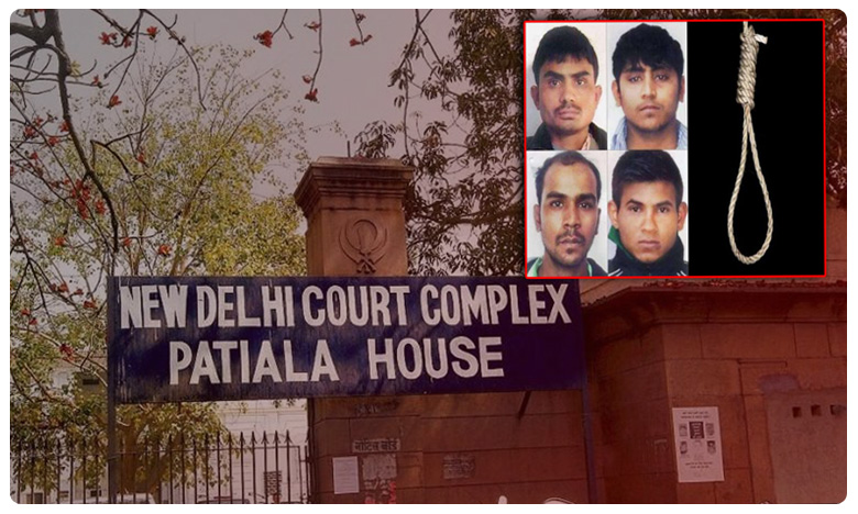 Nirbhaya gang rape and murder case will not take place on January 22 as a mercy plea, సీన్ మళ్ళీ మొదటికి ! ఆ దోషులకు 22 న ఉరి లేనట్టే ?