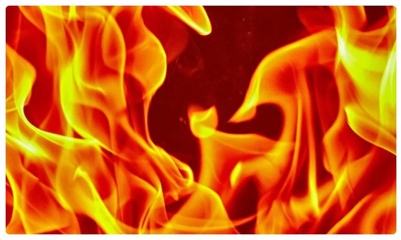 Gwalior fire accident, గ్వాలియర్ లో ఘోర ప్రమాదం.. ఏడుగురు సజీవదహనం
