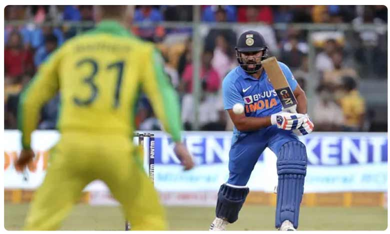 India chase 287 to win third ODI and series against Australia, మూడో వన్డేలో భారత్ విజయం.. సిరీస్ కైవసం!