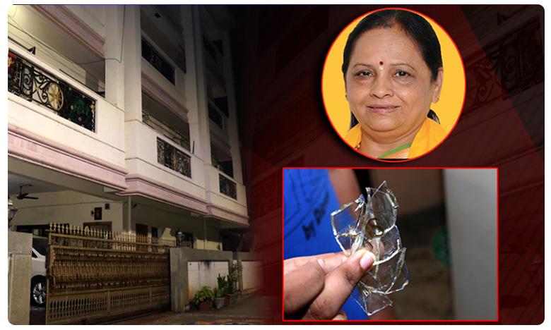 Unknown Persons Attacked on TDP Ex MLA House in Tirupati, బ్రేకింగ్.. టీడీపీ మాజీ ఎమ్మెల్యే ఇంటిపై దాడి
