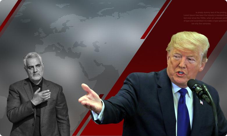 one minute to live Trump Recounts US Strike that killed Iran Gneral, ఇరాన్ మిలిటరీ కమాండర్ సులేమాన్ మృతికి ముందు.. ట్రంప్ శ్వేతసౌధంలో…