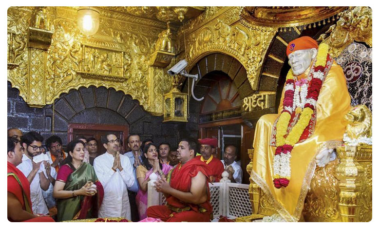 Shirdisai News, షిరిడీ సాయి వివాదం