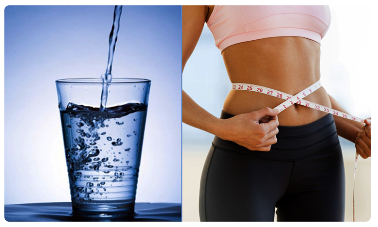 Weight loss: Drink Two cups of water before every meal to lose extra kilos, Weight loss : ఈ సమయాల్లో నీళ్లు తాగితే.. బరువు తగ్గడం ఖాయమట.. ట్రై చేయండి ఇలా..!!