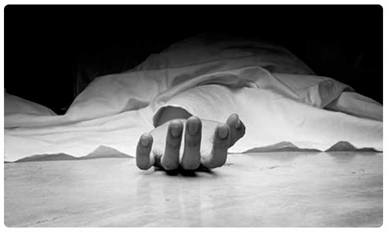 A young man suicide after being offended by cheating of a job, ఉద్యోగం పేరుతో మోసం.. యువకుడి ఆత్మహత్య