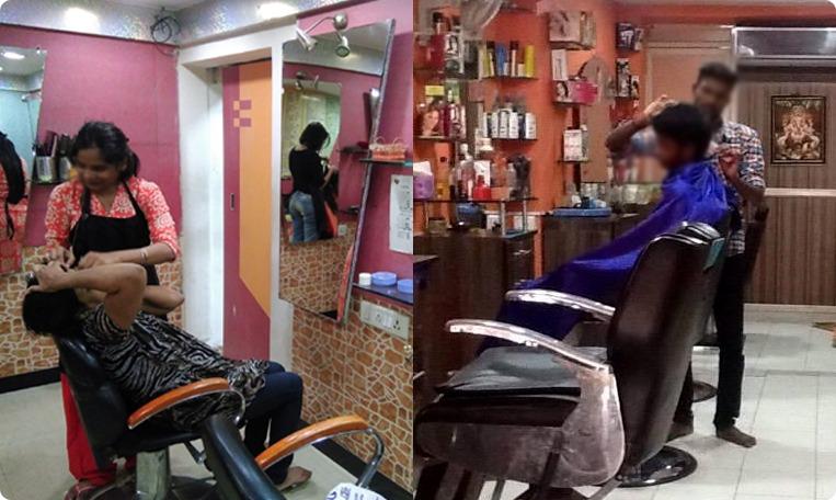 Beauty Parlours and Salons To Reopen Across Tamil Nadu From Tomorrow, బ్యూటీపార్లర్లు, సెలూన్లకు గ్రీన్ సిగ్నల్..రేపే ఓపెన్