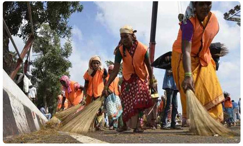 Assurance to sanitation workers, పారిశుధ్య కార్మికుల రక్షణకు సర్కారు భరోసా..