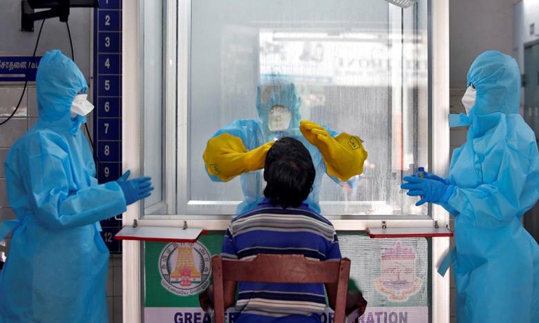 Covid-19: Rapid antigen tests per day, కరోనా ట్రేసింగ్ : సగం ర్యాపిడ్ కిట్ల ద్వారానే