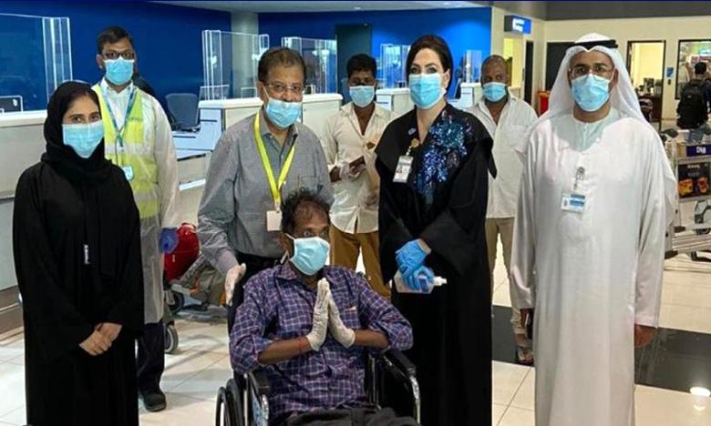 Dubai hospital waives off Rs 1.52-crore bill of COVID-19 patient from Telangana, తెలంగాణ కరోనా పేషంట్కు కోటిన్నర రూపాయల బిల్లును మాఫీ చేసిన హాస్పిటల్