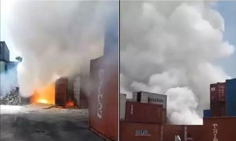 Fire accident Agro Chemical Factory Nellore Vinjamur, కెమికల్ ఫ్యాక్టరీ రియాక్టర్ ట్యాంక్ పేలిన ఘటనలో మరొకరి మృతి