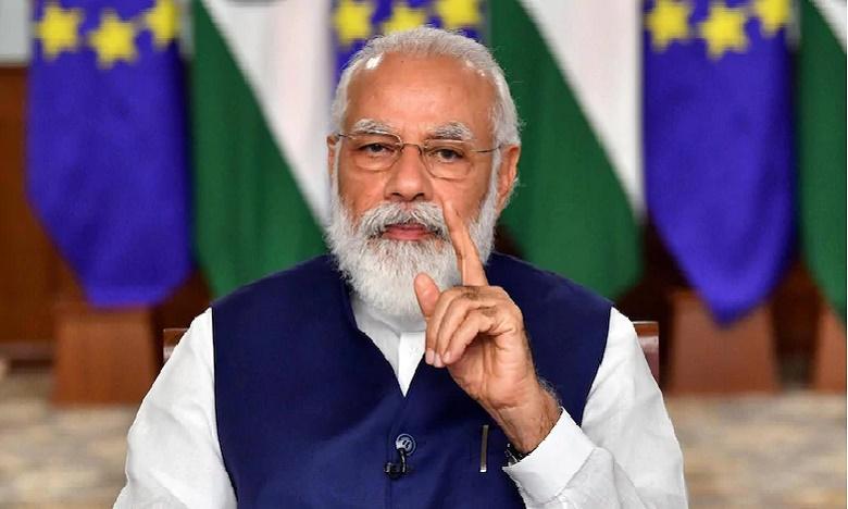 PM Modi To Hold Meeting With CMs Of Nine States, కరోనాపై సమీక్ష.. రేపు 9 రాష్ట్రాల సీఎంలతో ప్రధాని సమావేశం.!