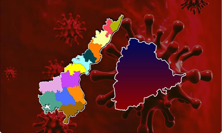 Two Telugu States Corona Updates on 09-08-2020, తెలుగు రాష్ట్రాల కరోనా అప్డేట్స్ః ఏపీలో పెరుగుతోన్న కోవిడ్ కేసులు