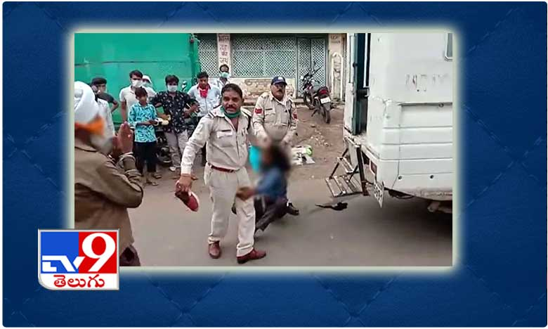 cops drag sikh man by hair thrash hin in madhyapradesh, సిక్కు జుట్టు పట్టుకుని కొట్టిన ఖాకీ, మధ్యప్రదేశ్ లో అమానుషం