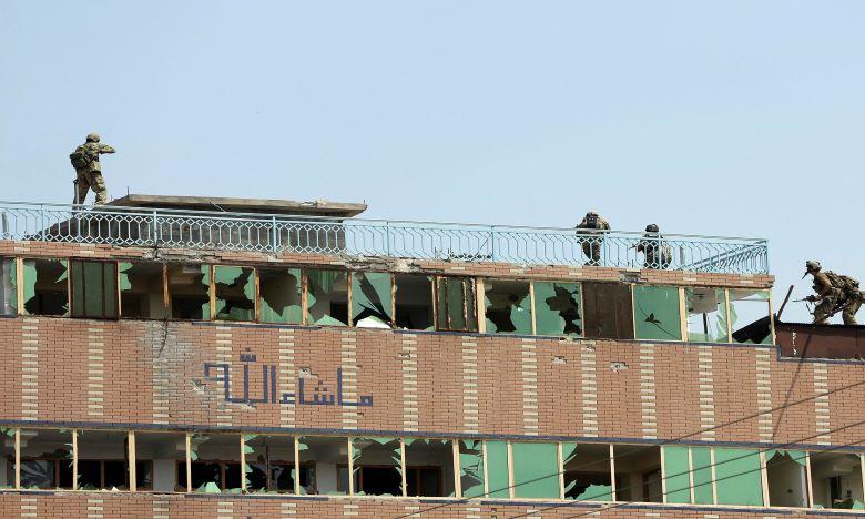 Afghanistan 29 killed 50 injured after islamic state group attacks a prison, జైలుపై కాల్పుల మోత.. 29 మంది, 50 మందికి గాయాలు