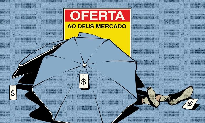 brazilian supermarket worker drops dead, మానవత్వమా నీవెక్కడా..?