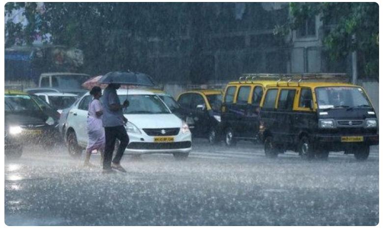 Heavy Rain Likely In Mumbai, ఈ నెల 3-5 మధ్య ముంబైలో భారీ వర్షాలు..!