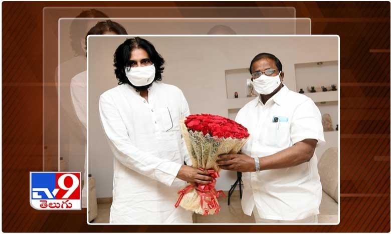 Somu Veerraju Meeting With Pawan Kalyan, జనసేనానితో ఏపీ బీజేపీ అధ్యక్షుడు సోము వీర్రాజు భేటీ