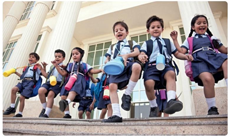 Schools Re-Open Telangana