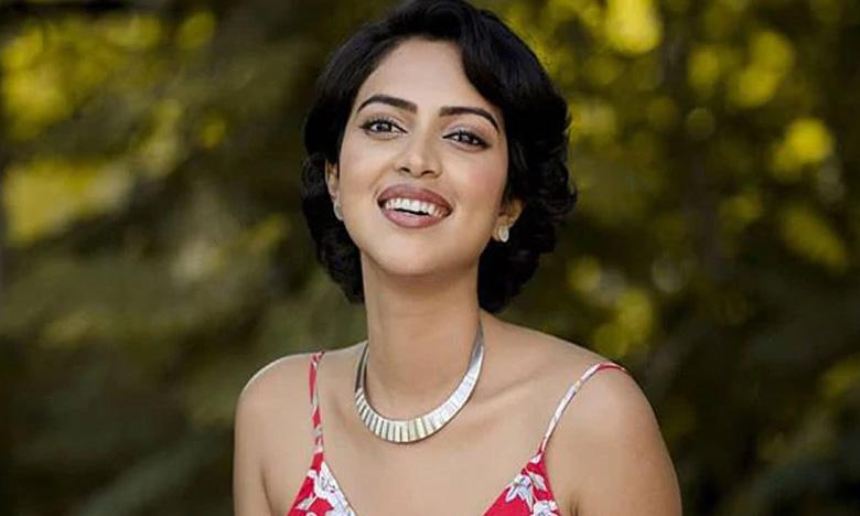 Actress Amala paul in 1970s bold web series, 1970ల నాటి బోల్డ్ వెబ్ సిరీస్లో అమలా పాల్!