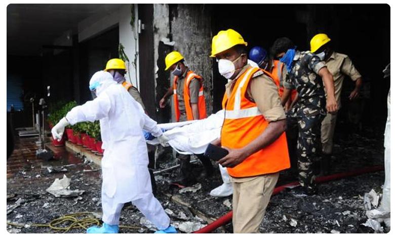 Fire Accident At Vijayawada Covid Care Centre, స్వర్ణ ప్యాలస్ ఘటన: మృతుల కుటుంబాలకు రూ. 50 లక్షల ఎక్స్గ్రేషియా