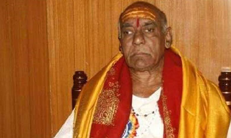 brahmashri rotte vishwanathashastri passed away on monday, నటరత్న విశ్వనాథశాస్త్రి కన్నుమూత