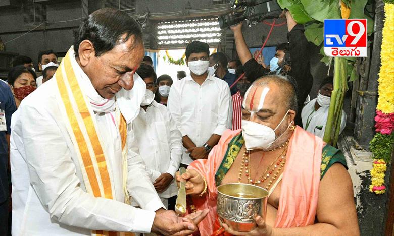 Telangana cm kcr bathukamma wishes to people, బతుకమ్మకు సీఎం కేసీఆర్ ప్రార్థన