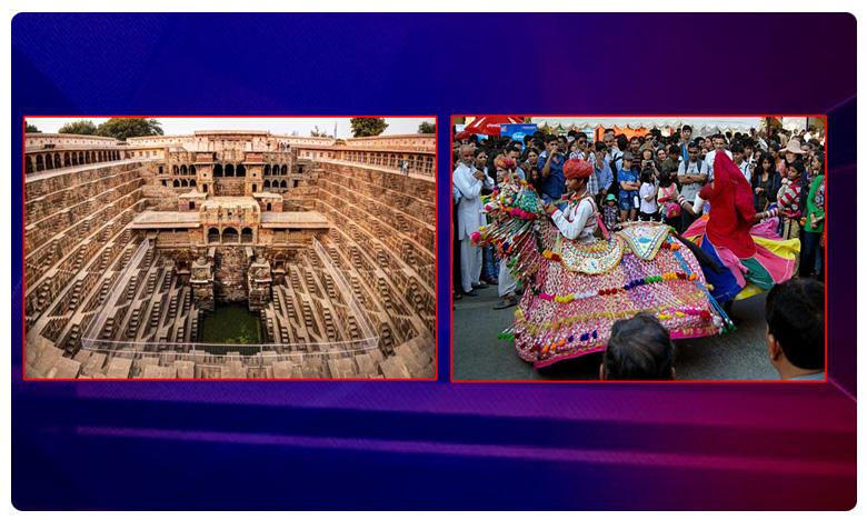 Abhaneri festival, ప్రపంచ అద్భుతం అభనేరి మెట్ల బావి!