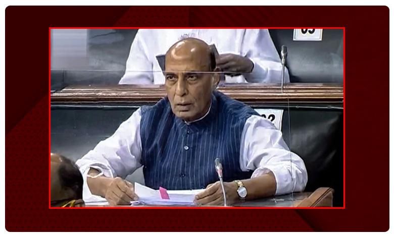 Rajyasabha, చైనాపై రేపు మళ్ళీ రాజ్యసభలో రక్షణ మంత్రి రాజ్ నాథ్ సింగ్ 'ప్రకటన' !