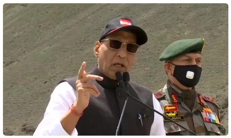 China Illegal, 38 వేల చ.కి. ఆక్రమించిన చైనా.. రాజ్యసభలో రాజ్ నాథ్ సింగ్