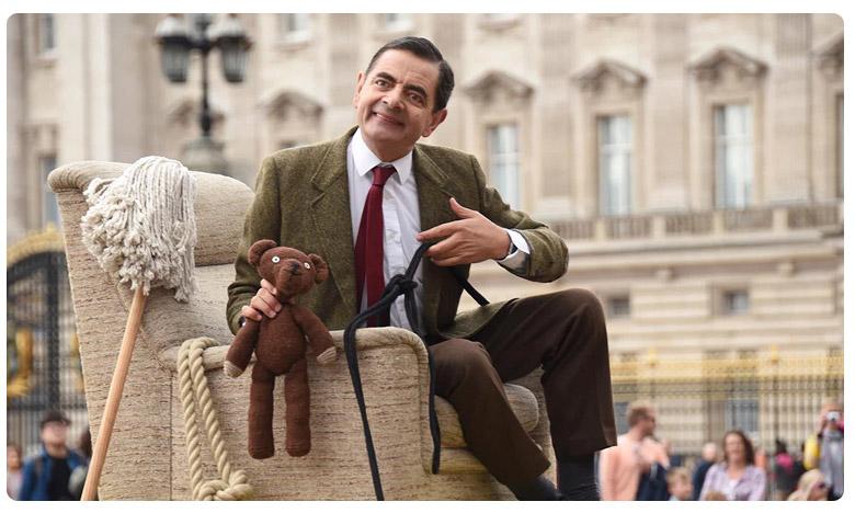 Rowan Atkinson Mr. Bean, 'మిస్టర్ బీన్'గా ఒత్తిడికి గురయ్యా: రోవన్