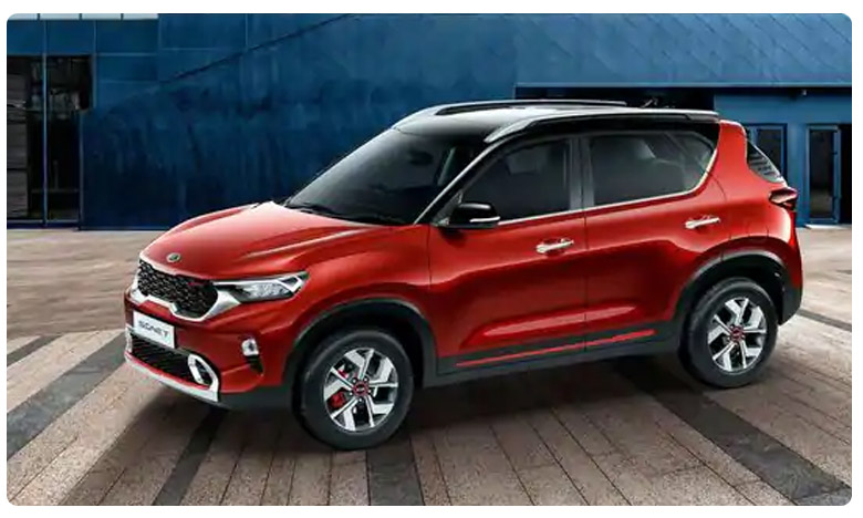Kia Motors Sonet, త్వరలో లాంచ్ కానున్న కియా మోటార్స్ సోనెట్.. రికార్డ్ బుకింగ్లు