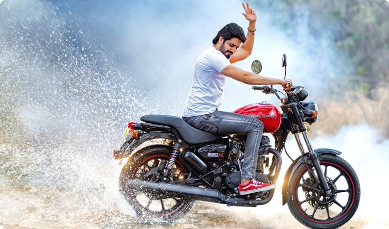 Sushant New Movie, 'ఇచ్చట వాహనములు నిలుపరాదు' కొత్త పోస్టర్ రిలీజ్..