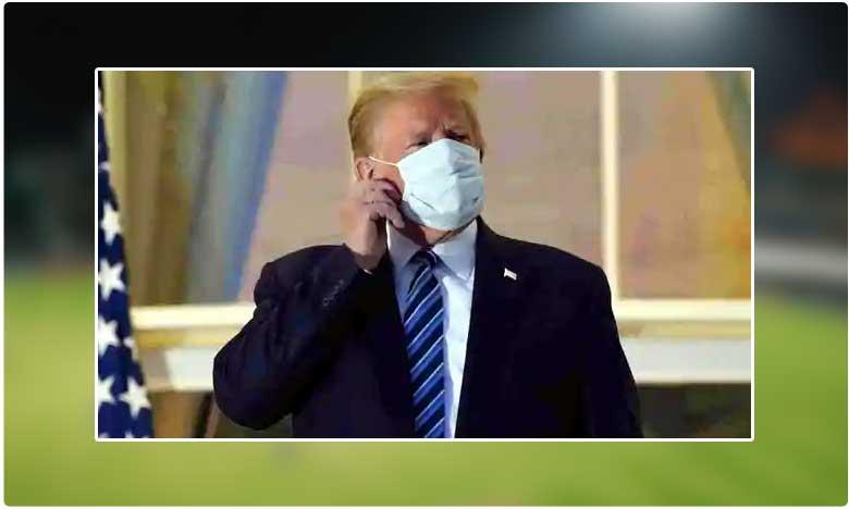 US President Trump says he feels like 'Superman' after coronavirus treatment, తనను తాను సూపర్మ్యాన్లా భావిస్తున్న ట్రంప్