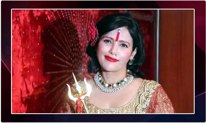 Row erupts over Radhe Maa's Bigg Boss 14 stint know about the godwoman here and her controversies, బిగ్‌బాస్‌ షోలో సందడి చేసిన రాధే మా!