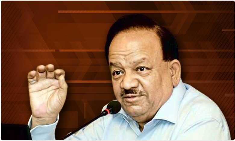 community transmission limited to few districts says central minister harsha vardhan, దేశంలోని కొన్ని జిల్లాల్లో  కోవిడ్ 19 సామాజిక వ్యాప్తి, అంగీకరించిన కేంద్రం
