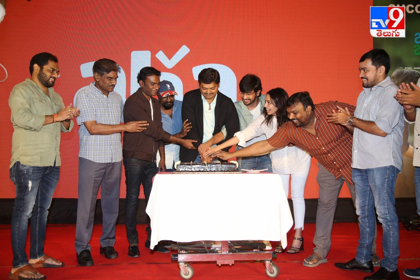 Orey Bujjiga Success Meet, రాజ్ తరుణ్  `ఒరేయ్ బుజ్జిగా '  సక్సెస్ మీట్