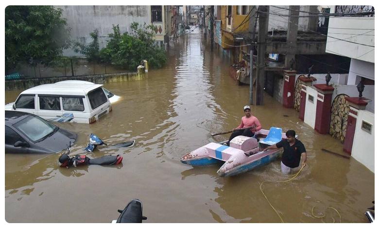 Hyderabad Floods Amid The Pandemic, ప్రతి వరద బాధిత కుటుంబానికి ఇంటి వద్దకే సిఎం రిలీఫ్ కిట్