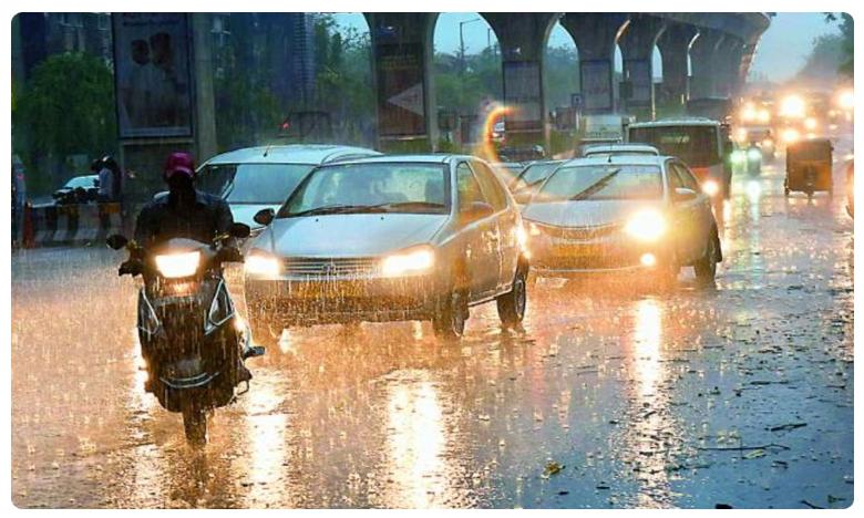 Heavy Rain In Hyderabad City, హైదరాబాద్ ప్రజలకు అలెర్ట్: 3 రోజులు బయటకు రావొద్దు
