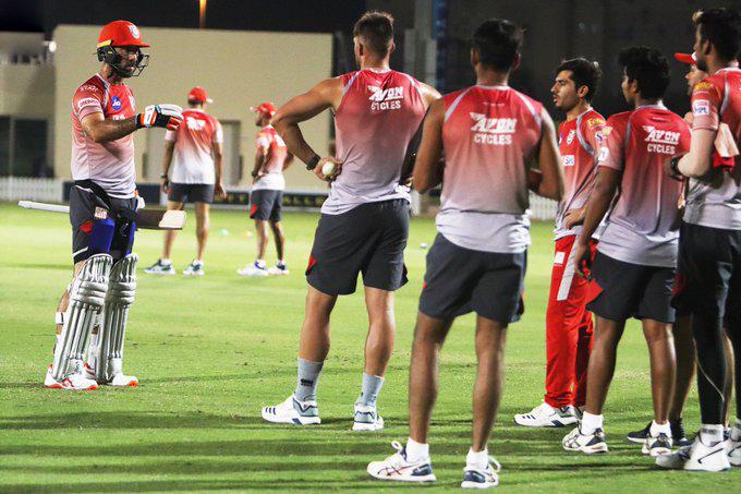 IPL 2020 images : kings xi punjab practice photos, పోరులో పంజాబ్ (ఫొటోస్ )