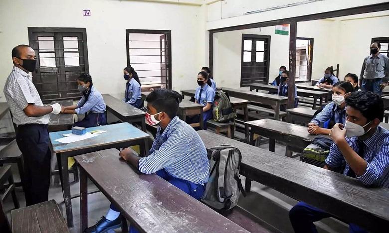 Schools In Punjab To Reopen From October 19, ఈనెల19 నుంచి పంజాబ్లో స్కూల్స్ ఓపెన్