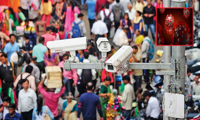 CCTV Camera at Public Places, కరోనా వైరస్ వ్యాప్తి నియంత్రణకు నూతన మార్గదర్శకాలు…