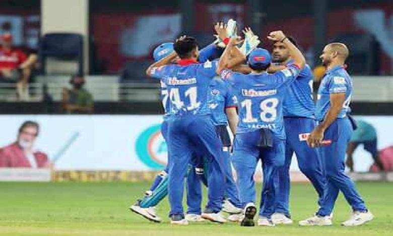 delhi capitals win, శిఖర్ ధావన్ మెరుపులు.. గెలిచిన ఢిల్లీ..