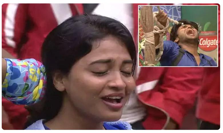 Bigg Boss 4 Ami Tumi Task, Bigg Boss 4: అమీ తుమీ టాస్క్.. ఏడ్చేసిన హారిక.. కుమార్ సాయి కేకలు