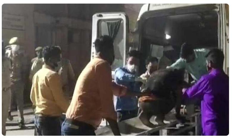 Uttar Pradesh road accident, ఘోర రోడ్డు ప్రమాదం.. ఏడుగురు మృతి