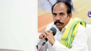 TDP Leader Jawahar Serious Comments on DGP